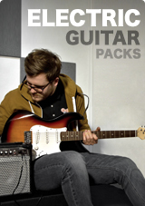 Great Value Electric Guitar Starter Packs Available Now!