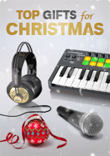 Top Musical Gifts for Christmas