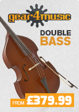 Gear4music Double Basses