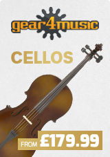 Gear4music Cellos
