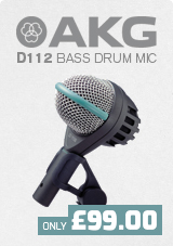 AKG D112 Dynamic Bass Drum Microphone