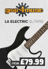 G4M LA Guitars from £79.99