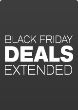Black Friday Deals Extended