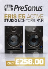 PreSonus Eris E5 Active Studio Monitors, Pair