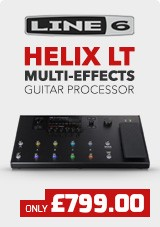 Line 6 Helix LT Multi-Effects Guitar Processor