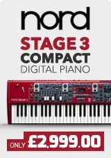Nord Stage 3 Compact Digital Piano