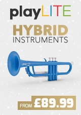 playLITE Hybrid Instruments