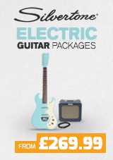 Silvertone Electric Guitar Packages